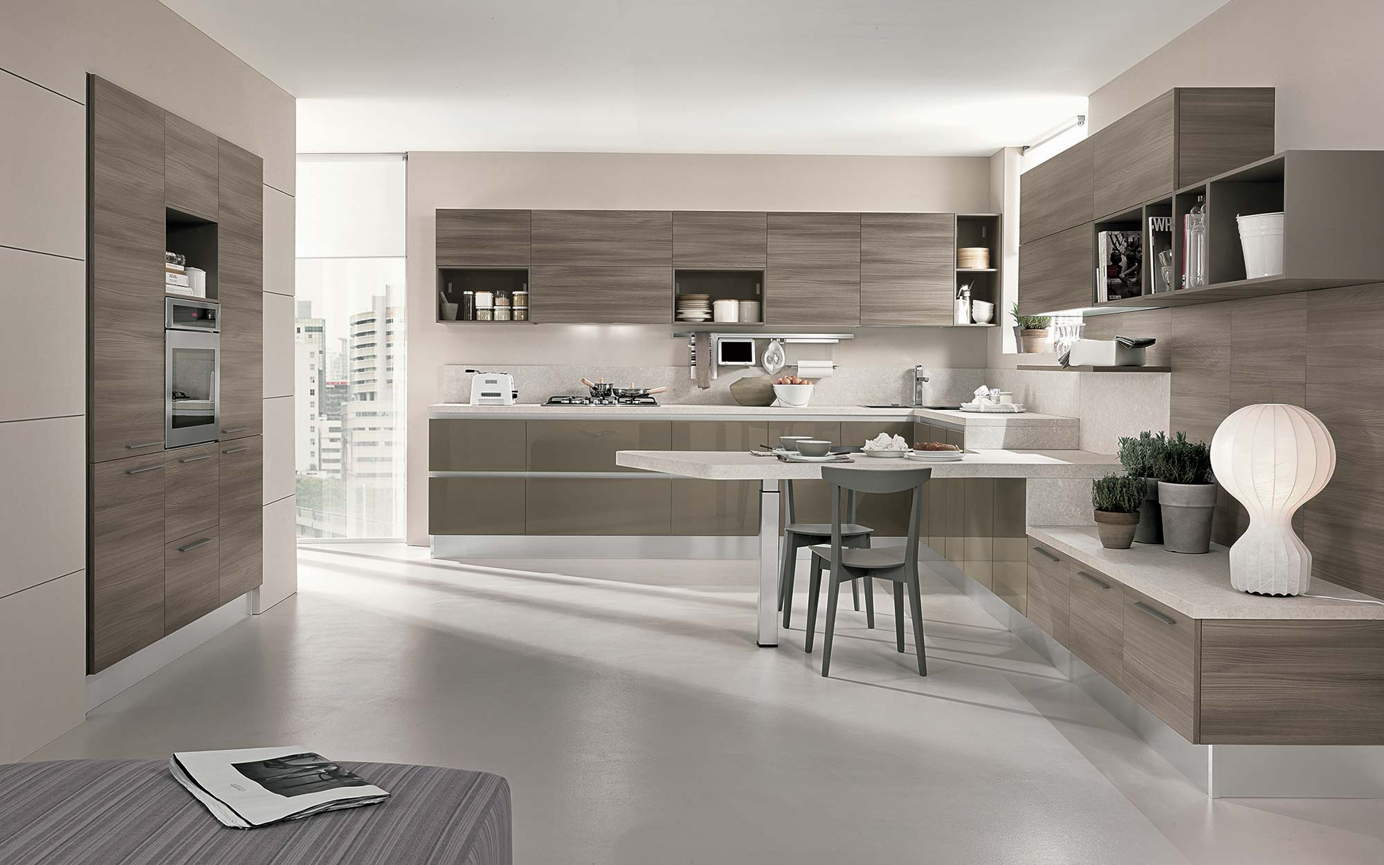 Febal Cucine Moderne. Interesting Febal Cucine Moderne With Febal ...
